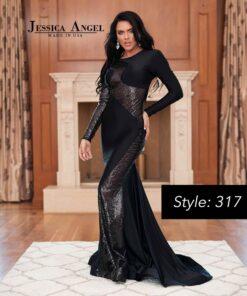 Style JA317