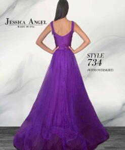 Style JA734B